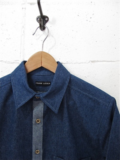 FRANK LEDER-FRANK LEDER ( GERMAN DENIM SHIRT )