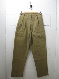Nigel Cabourn-BRITISH ARMY BS