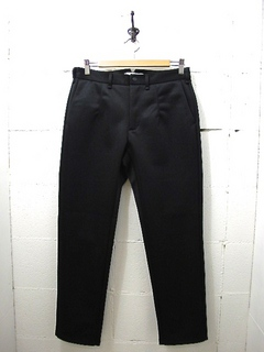 CURLY-TRACK TROUSERS