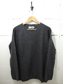 NOR EASTERLY -L/S WIDE NECK