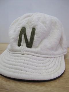 Nigel Cabourn-スウェットキャップ / CAP JERSEY