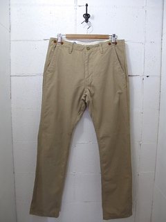 KAFIKA-BASIC TROUSERS / KFK002
