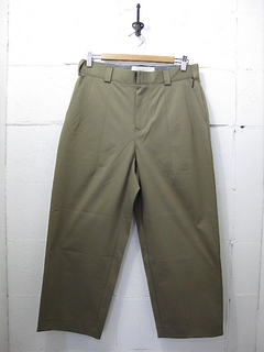 CURLY-ワイドパンツ / ADVANCE WIDE TROUSERS