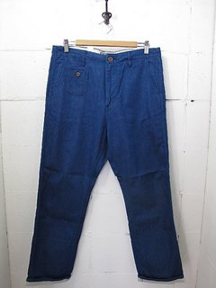 m.c.apache-デニムパンツ / DENIM HARVEST PANTS