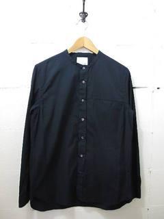 STILL BY HAND-クルーネックシャツ / SH0563