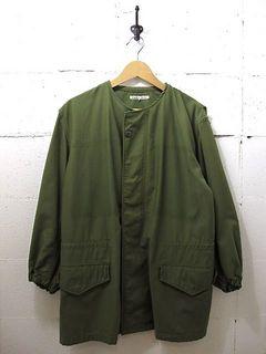 NEEDLES-クルーネックジャケット / M-65 - Crew Neck Jacket