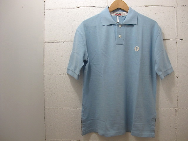 Nigel Cabourn × Fred Perry / Original 1952 Pique Shirt ...